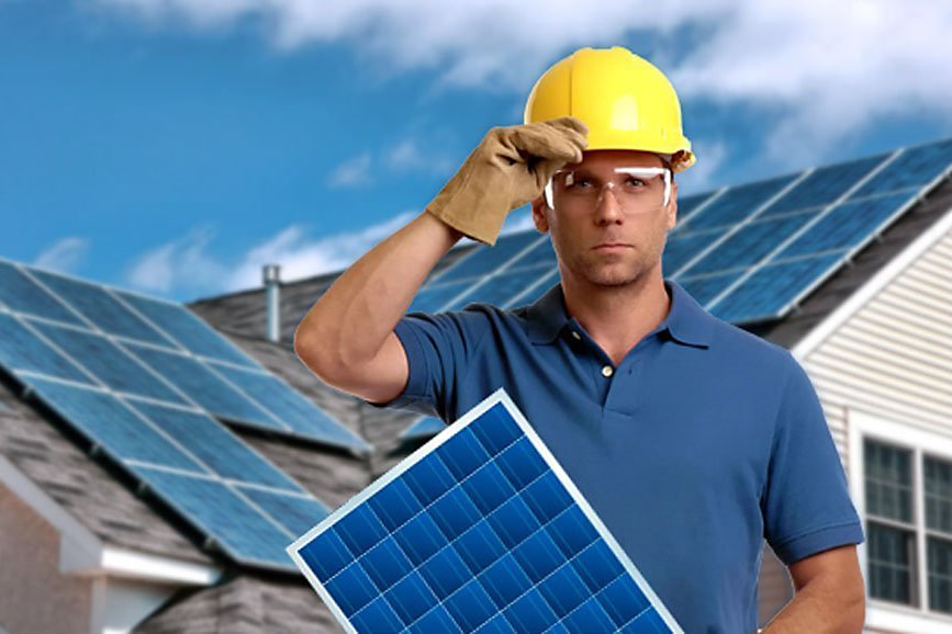 For installers of solar collector systems
