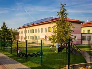 TS500 saules kolektoru sistēma Cēsu 3. bērnudārzā