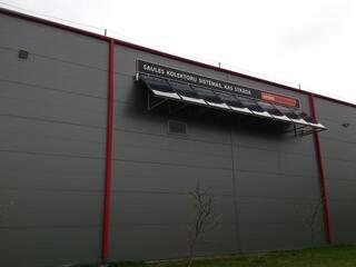 Система солнечных коллекторов, SLO Latvia